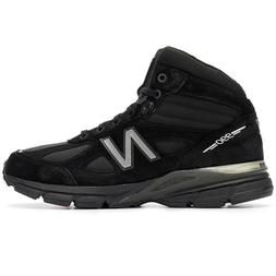 New Balance Made in USA Men's Shoes Mid Boots MO990BK4 Black