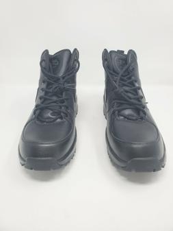 NIKE Men's Manoa Leather, Noir, 10 M US