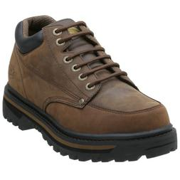 Skechers Men's Mariner Low Boot,Dark Brown,10.5 M US