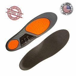 Memory Foam Work Shoe Insert Insoles Comfort Foot Pain Relie