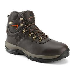 NORTIV 8 Men's Waterproof Hiking Boots Mid Outdoor Backpacki