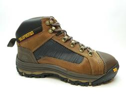Caterpillar Men Boots CONVEX MID ST STEEL TOE P90523 DARK BE