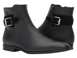 Men Dress Shoes Calvin Klein Lorenzo Ankle Boot Leather Casu