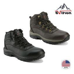 US Men's Waterproof Hiking Boots Mid Outdoor Backpacking Tre