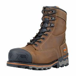 "Timberland Men PRO 89635 Boondock 8"" Soft Toe 600 GR Insulat"