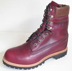 Timberland Men's 100% US Made Limited Release 8 Inch Leather