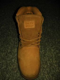 KINGSHOW Men's 1366 Water Resistant Premium Work Boot  NEW
