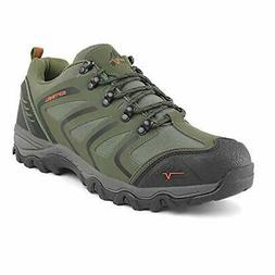NORTIV 8 Men's Low Top Waterproof Outdoor Hiking Backpacking
