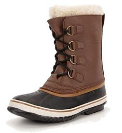 Sorel Men's 1964 PAC T Snow Boot,Black,10.5 M US