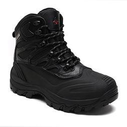 arctiv8 Men's 2161202 Black Insulated Waterproof Work Snow B