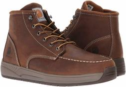 "Carhartt Men's 4"" Lightweight Oxford Moctoe Caswedge Work Bo"