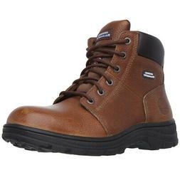Skechers Men's 6 In. Work: Relaxed Fit - Workshire Steel Toe