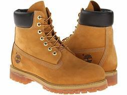 Timberland Men's 6 Inch Classic Premium Waterproof Boots Whe