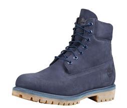 Timberland Men's 6 Inch Premium Waterproof Boot Boots Navy N