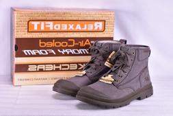Men's Skechers 65037/BRN Milton-Nepto Boots Brown