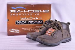 Men's Skechers 65169/CHAR Garton-Dodson Boots Charcoal