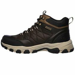 Skechers Men's 66283 Selmen Telago Extra Wide Chocolate Wate