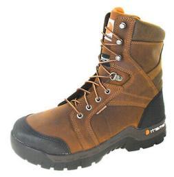 """Carhartt Men's 8"""" Rugged Flex Insulated Waterproof Work Boot"""