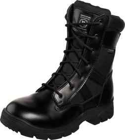 """Skechers MEN'S 8"""" Work Relaxed Fit Wascana Athas Tactical Bo"""