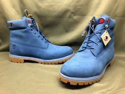 Timberland Men's AF Heritage Chukka Boots Waterproof Black S