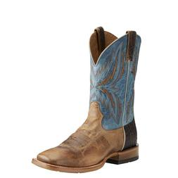 Ariat® Men's Arena Rebound Dusted Wheat & Heritage Blue Boo