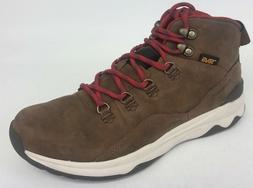 Teva Men's Arrowood Mid Utility Boot - Size 9 - Brown - Wate