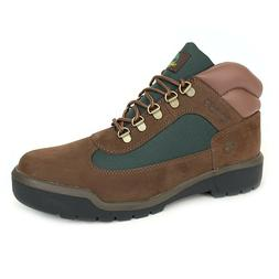 Timberland Men's Beef & Broccoli Brown Leather Hiker Field B