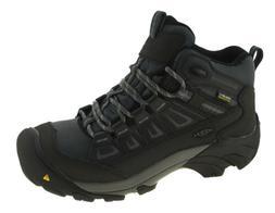 Keen Utility Men's Boulder Waterproof Steel Toe Work Boots S