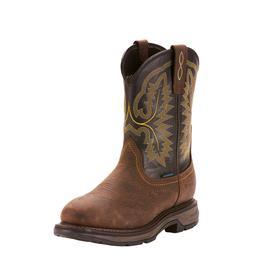 Ariat® Men's Bruin Brown Workhog XT Work Boots 10024961