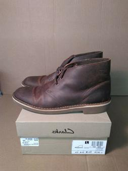 Clarks Men's Bushacre 2 Chukka desert Boots, Classic Ankle H