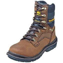 CAT Caterpillar Flexion Generator Men's Work Boots Brown Ste