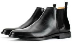 Harrison Men's Chelsea Boots - Black - Size: 13