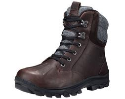 Timberland Men's Chillberg Mid Brown Leather Waterproof Boot