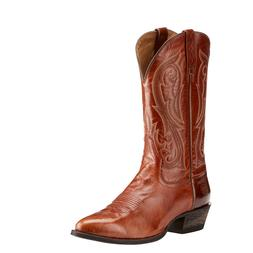 Ariat® Men's Circuit Spruced Cognac Round Toe Western Boots
