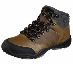 Men's SKECHERS Classic Larson - Sento Hiking Boot, 65160 /BR