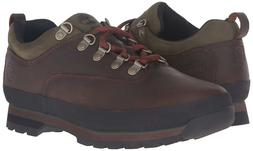 Timberland MEN'S CLASSIC LEATHER EURO HIKER Brown LOW Shoes