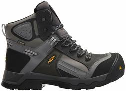 """Keen Men's Composite Safety Toe Magnet Grey 6"""" 400g Ct Water"""