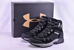 Men's Under Armour Defiance Mid Hiking Boots Black