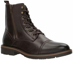 Unlisted by Kenneth Cole Men's Design 30305 Boot Brown, Size