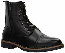Unlisted by Kenneth Cole Men's Design 30305 Mid Calf Boot -