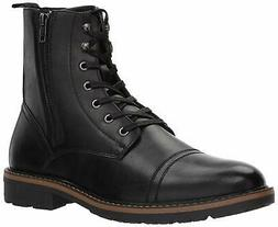 Unlisted by Kenneth Cole Men's Design 30305 Mid Calf Boot, B