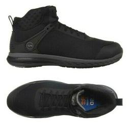 Timberland PRO Men's Drivetrain Mid Composite Safety Toe Ind