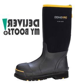 Men's DryShod Steel Toe Hi Waterproof Muck Style Boots STT-U