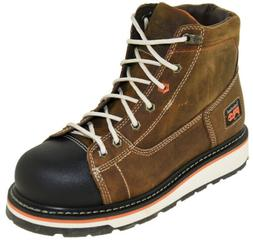 Timberland Pro Men's Gridworks Soft Toe Work Boot Style A1B4