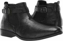 Unlisted by Kenneth Cole Men's Half Tide Chelsea Boot, Black