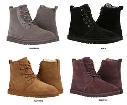 UGG Men's Harkley Chukka Boots Casual Fashion Shoes Suede Bl