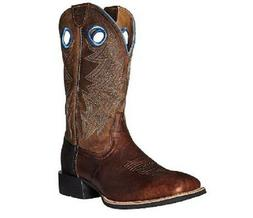 Ariat Men's Heritage Cowhorse Western Cowboy Boot 10018727 B
