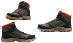 Men's Columbia Hiking Trail Boots Terrebonne II Sport Mid Om