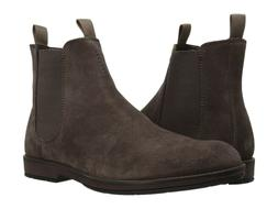 Clarks Men's Hinman US 12 M Dark Taupe Suede Chelsea Boots $