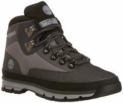 Men's Timberland Jacquard Euro Hiker Boots Grey / Black A135